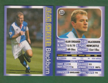 Blackburn Rovers Alan Shearer England 13